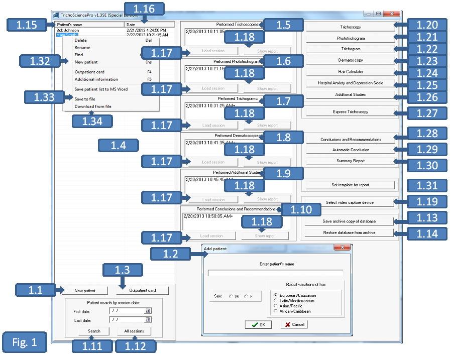user manual trichosciencepro professional hair and scalp rh trichosystempro com software user guide manual software user manual style guide